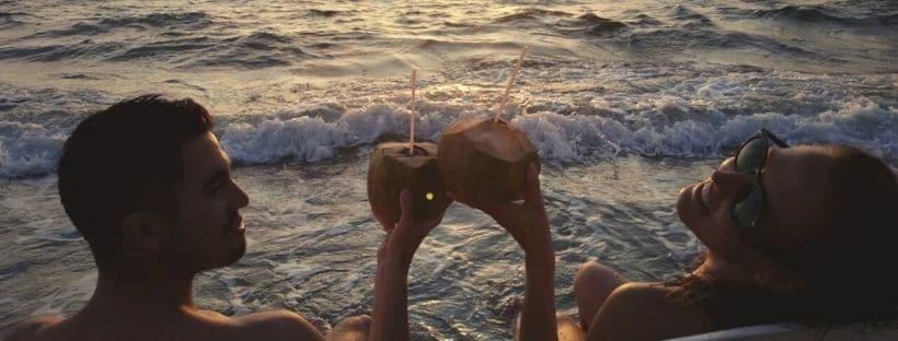 Rincon del mar sunset