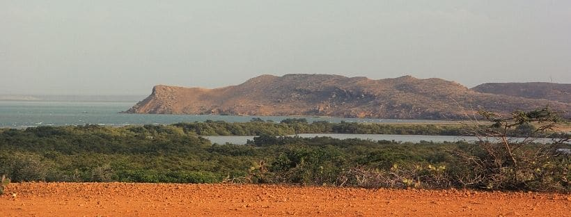 Tour Guajira landscapes