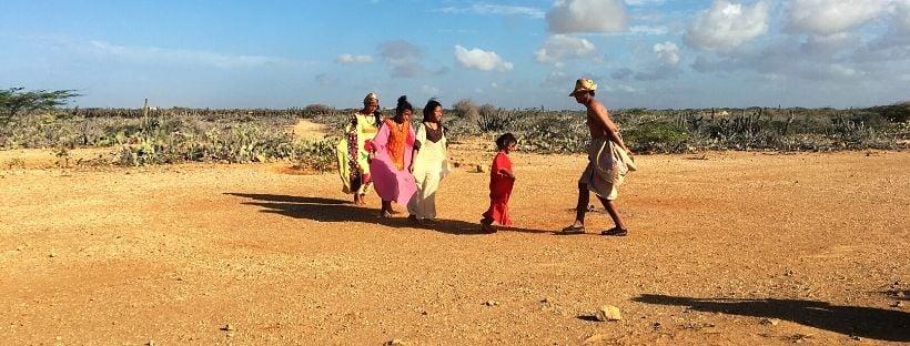 Wayuu Pura Guajira