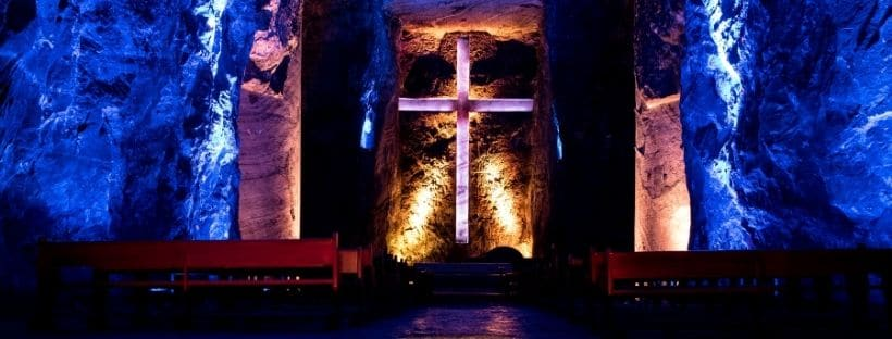 inside Zipaquira Salt Cathedral (1)