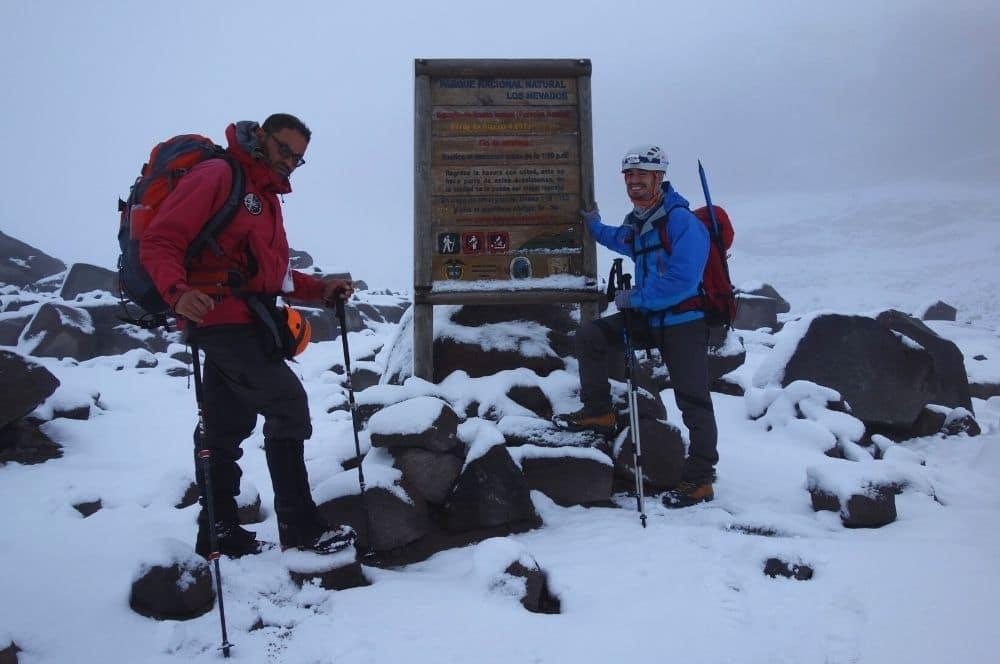 Guide Montañas Colombianas