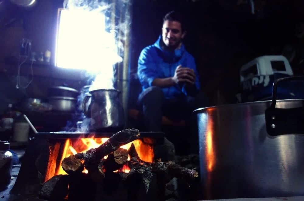 Jour 1 Los Nevados refuge El Jordan (1)