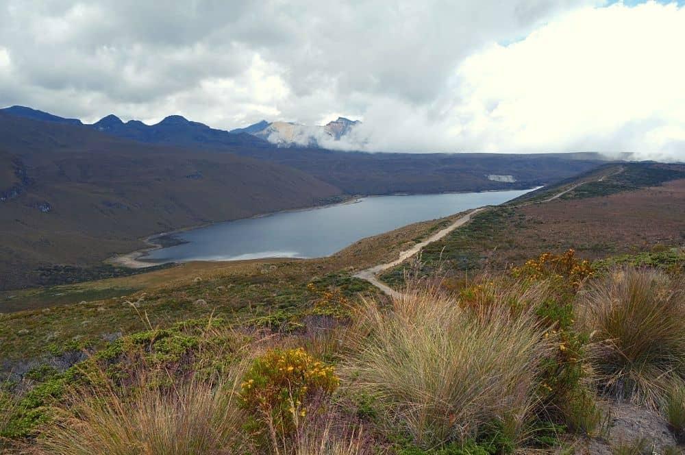 Jour 2 Los Nevados Laguna Otún (1)
