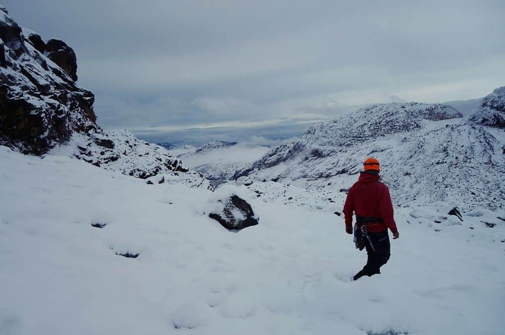 Jour 3 Los Nevados Santa Isabel sommet (1)