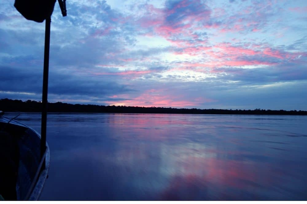 Sunset amazon (1)
