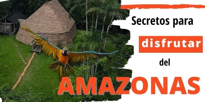 Turismo amazonas colombiano
