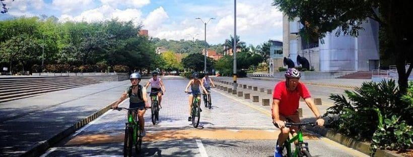 Bike Tour Medellin