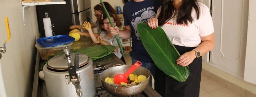 Cooking tour Medellín Kaanas
