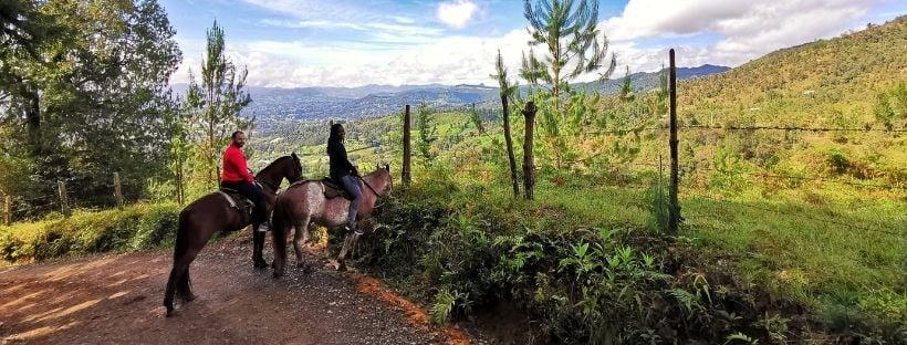 Horseback riding Tour Medellin