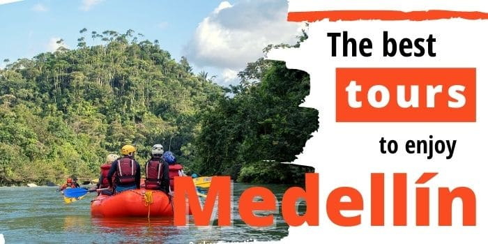 How to book the best Medellín Tours and get a 🎁 5% discount