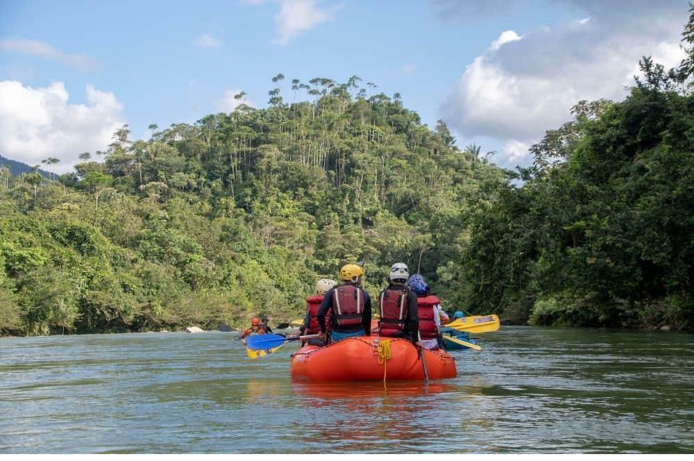 Rafting Rio Verde (1)