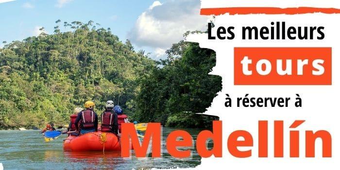 Tours visiter Medellín