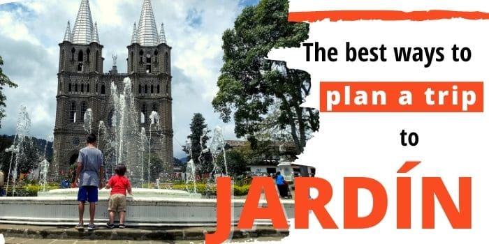 Travel guide Jardin Colombia