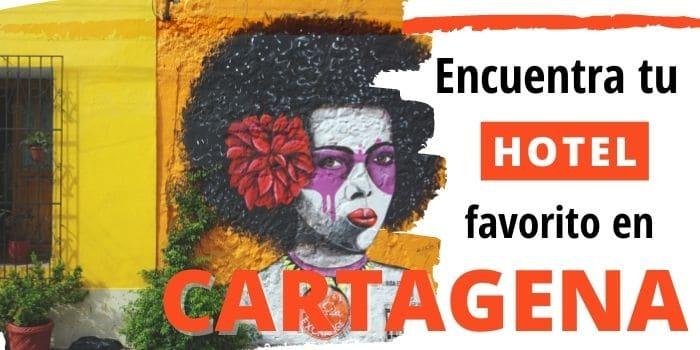 Mejores hoteles en Cartagena