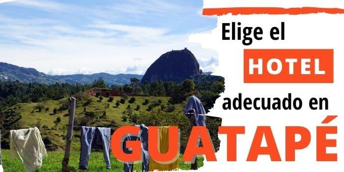 TOP 10 Mejores Hoteles en Guatapé: Los Analizamos Para Ti
