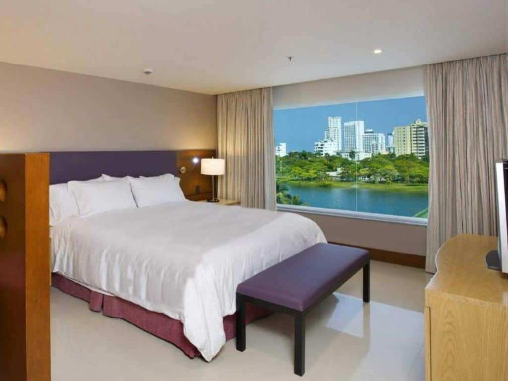 Cartagena hotel Hilton