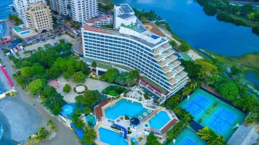 Laguito hotel Hilton