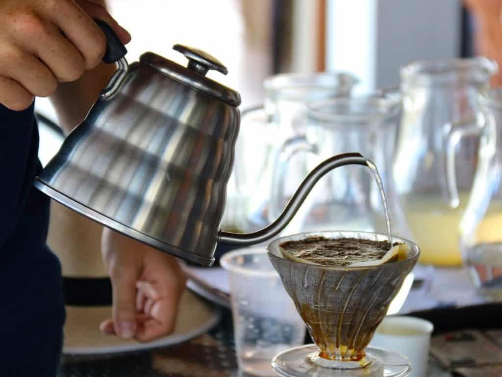 Good coffee jerico