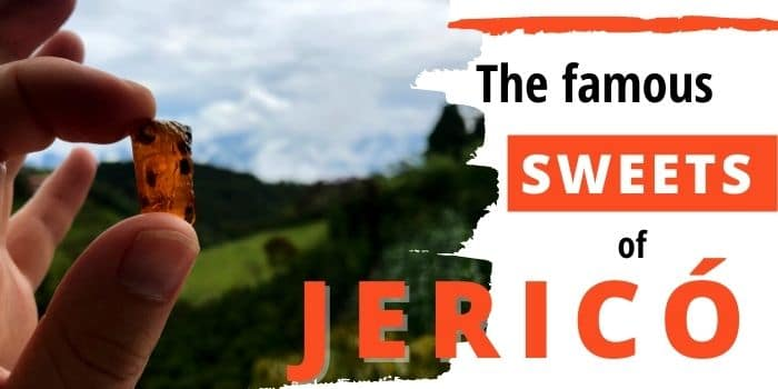 Where to taste the delicious Jericó cardamom sweets