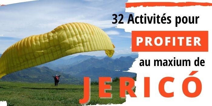 Que Faire à Jericó: 32 Activités Testées Durant nos 40j sur Place