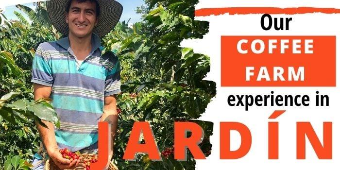 Stay in a coffee farm in Jardín